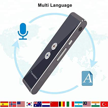 Smart translator multilanguaje speak and translate