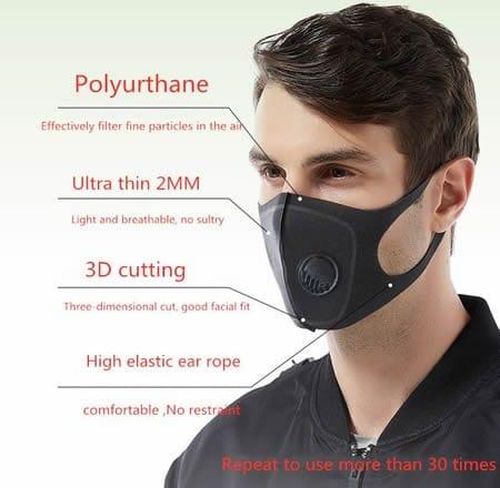 best surgical mask antivirus