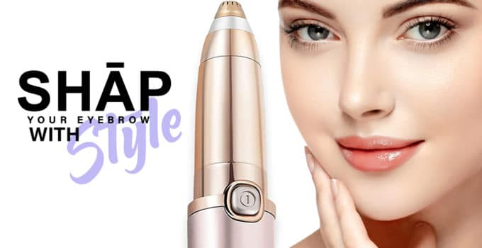 WonderEye Trim the eyebrow air remover