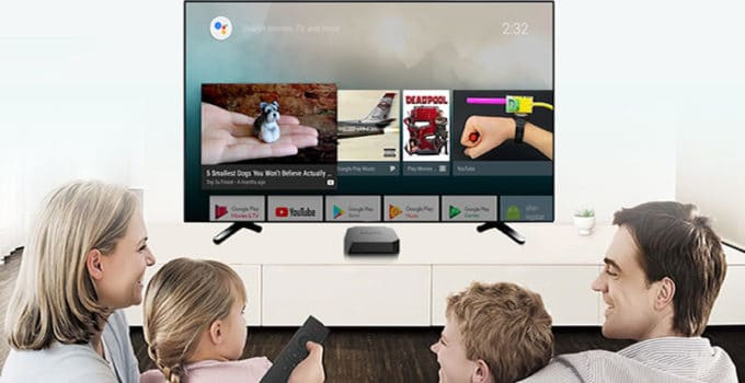 android tv new smart tv box