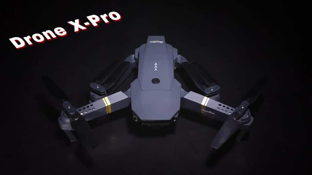 Drone X pro reviews the best device with HD camera