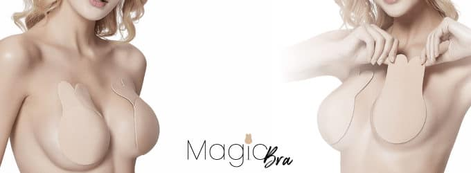 Magic bra invisible