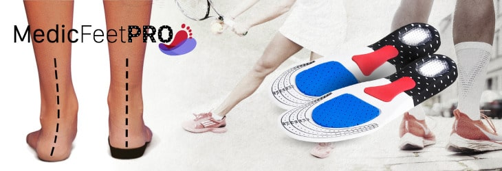 medic feet pro the insoles for plantar fasciitis solution