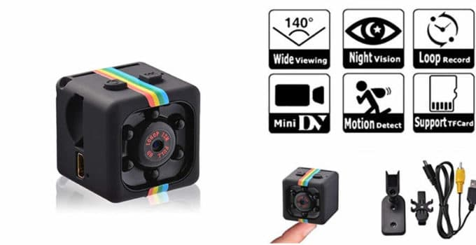 minicampro the best mini spy camera