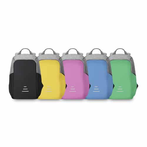 Color Backpack gift for men where to carry all your technological gadgets