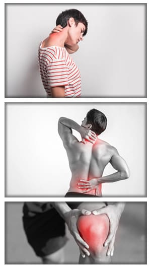 back pain neck pain muscle pain relief and zones