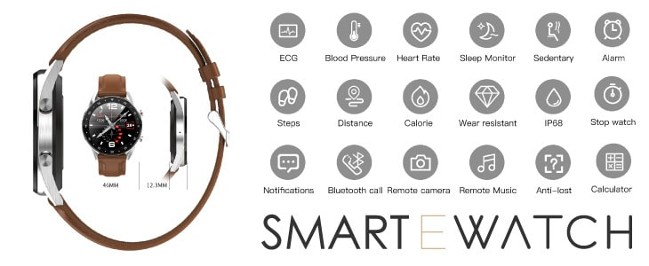 best smart ewatch E20 new model reviews