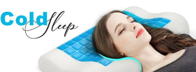 cold sleep best pillow for neck pain