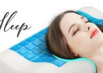 cold sleep mejor almohada para dolor de cuello