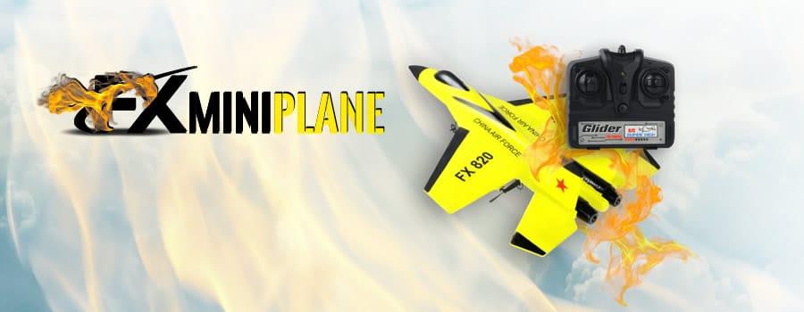 fx mini plane toy drone