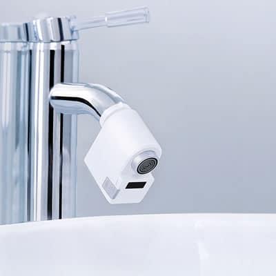 Robinet écologique iWater de luxe pour économiser l'eau