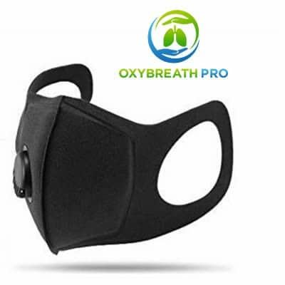 Buy oxybreath pro N95 respirator antiviral mask