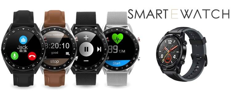 smart ewatch E20 new healt and fashion watch