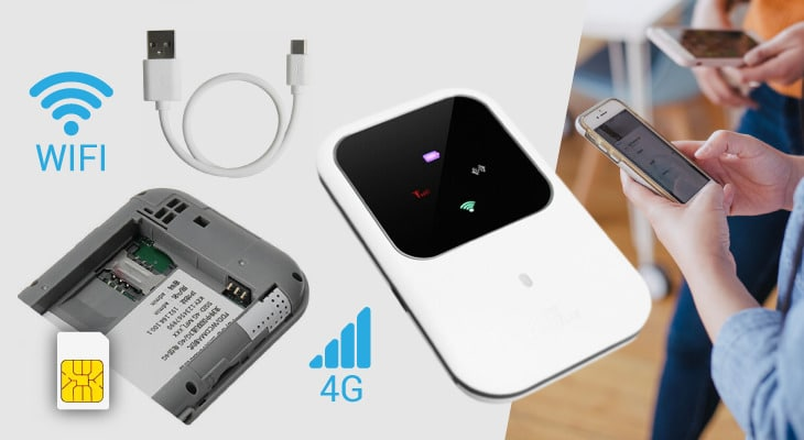 Wifi Pod le meilleur répéteur amplificateur WiFi 4G
