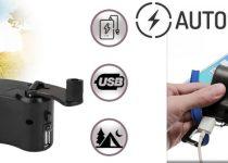 AutoCharge cargador de dinamo de arranque manual reseñas y opiniones