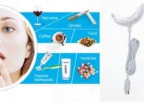 SnoWhite el mejor blanqueador dental LED