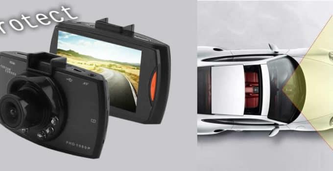 car protect cámara de grabación continua para coche