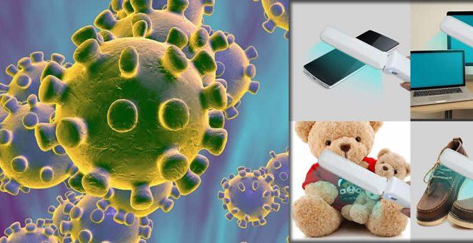 Desinfección por luces ultravioleta
