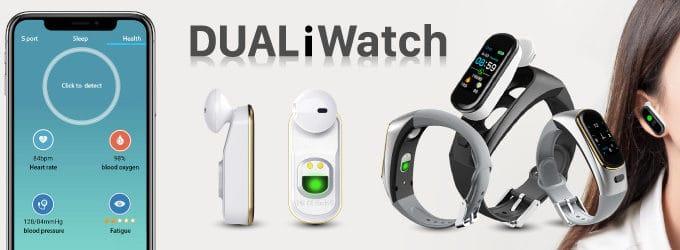 dual iwatch smartwatch con manos libres