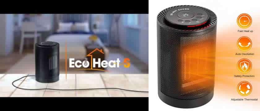 ecoheat s calefactor cerámico reseñas y opiniones