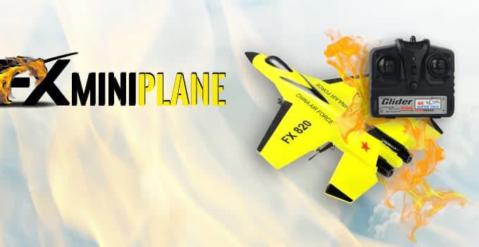 fx mini plane dron de juguete