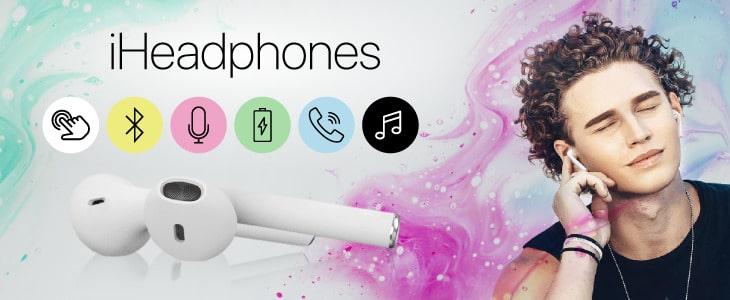 iHeadphones acheter des casques sans fil en ligne avis et opinions