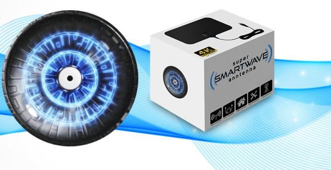 super smartwave anntenna el nuevo concepto de amplificador hd de tv