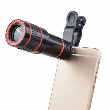 true lens zoom para teléfono móvil