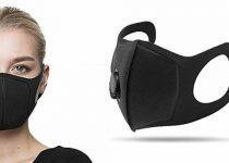 Masque Oxybreath pro avec filtre anti particules