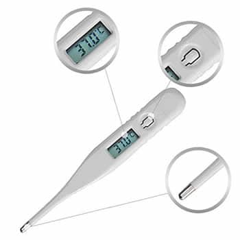 Thermosense digital thermometer