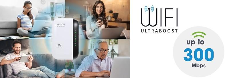 opiniones de WiFi Ultraboost el mejor amplificador wifi