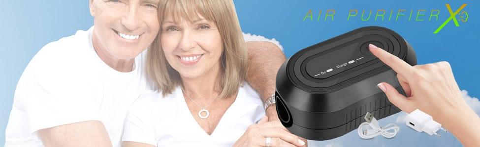 Air Purifier X online