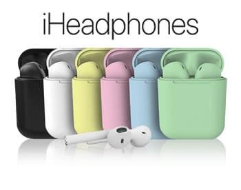 best wireless earbuds iheadphones