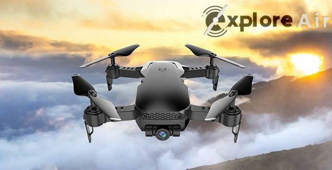 Explore Air drone avec camera HD 90 degres