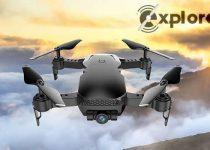 Explore Air drone con cámara HD 90 grados