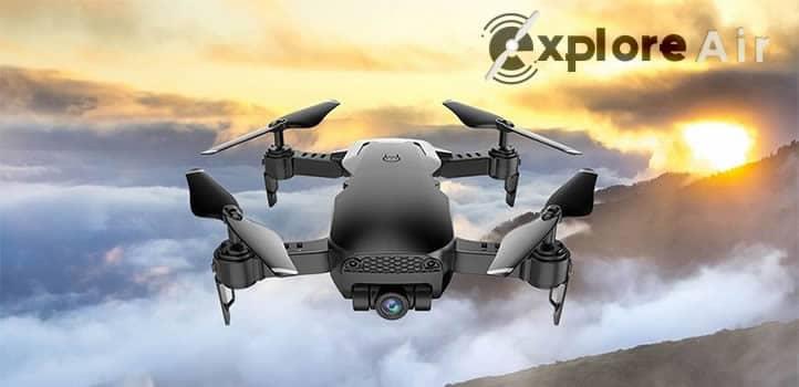 Explore Air drone con cámara HD 90 grados opiniones