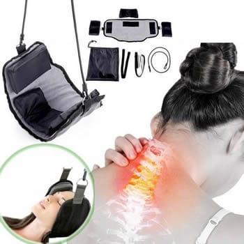 Neck Relax aparato para las contracturas de cuello