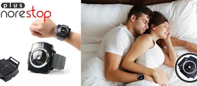 Snore Stop Plus el brazalete antironquidos