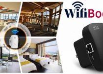 Wifiboost Tech amplificador wifi 300mbps