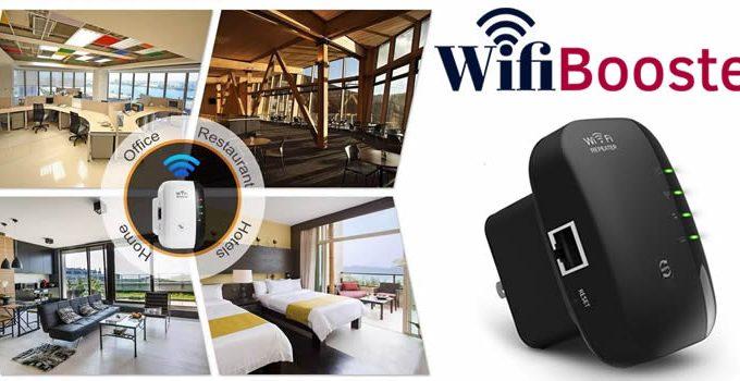 Wifiboost Tech amplificateur wifi 300mbps