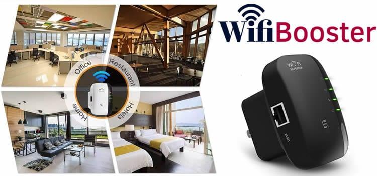 Wifiboost Tech wifi amplifier 300mbps