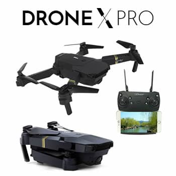 Drone X Pro for kids with HD camera