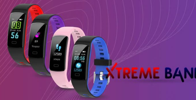 acheter sport smartband Xtreme Band