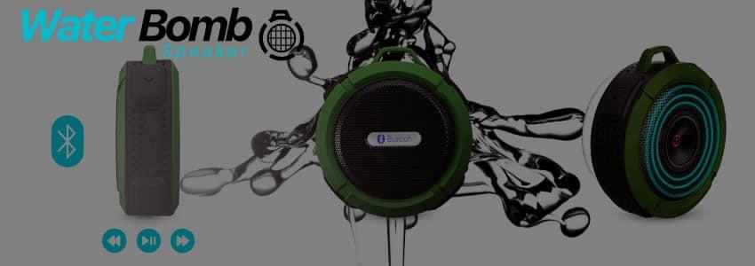 Water Bomb Speaker acheter haut-parleur bluetooth étanche