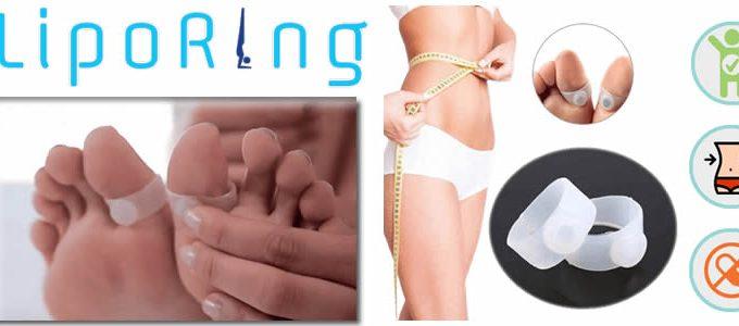 anneau rassasiant pous brûler les graisses par acupuncture Liporing