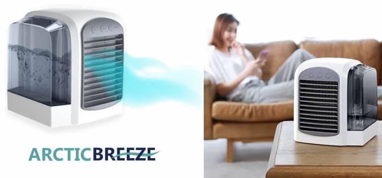 Arcticbreeze humidifier air cooler