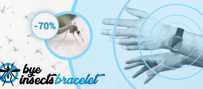 avis sur bracelet montre anti moustique insecte répulsif Bye Insect