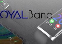 Avis de bande intelligente avec thermomètre Loyal Band