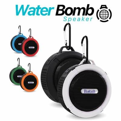 avis sur Water Bomb Speaker haut parleur bluetooth étanche