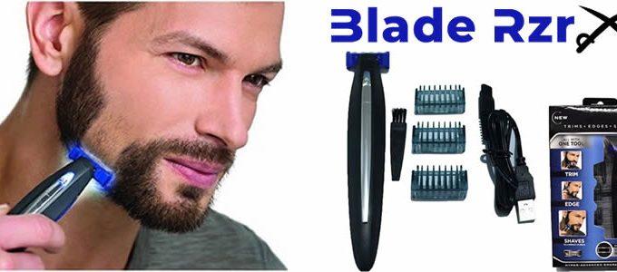 Blade Razor X the new electric razor with led